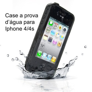 Capa p/ Apple Iphone 4 e 4s
